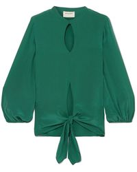 Zeus+Dione Blouse - Green