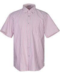 Zegna Sport - Shirt - Lyst