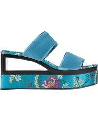 Casadei Sandals - Blue