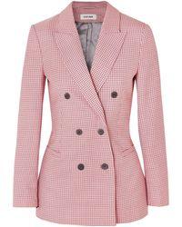 Cefinn Suit Jacket - Pink