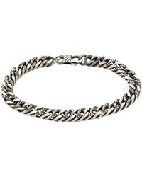 First People First Bracciale - Metallizzato