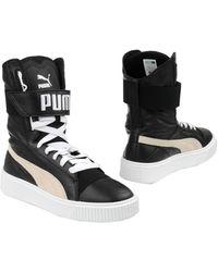 PUMA Ankle Boots - Black