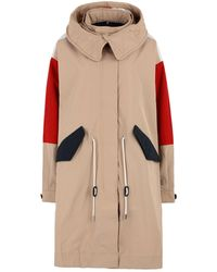 Tommy Hilfiger Overcoat - Brown