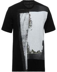_JULIUS T-shirt - Black