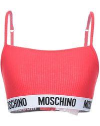 Moschino Bra - Red