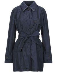 Sealup Overcoat - Blue