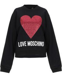 Love Moschino Sudadera - Negro