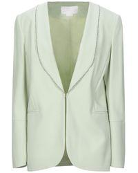 Genny Suit Jacket - Green
