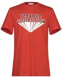 Versace Camiseta - Rojo