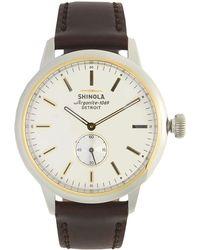 Shinola - Armbanduhr - Lyst