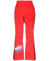 Mira Mikati Pantalon - Rouge