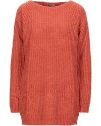 DV ROMA Sweater - Orange