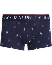 Polo Ralph Lauren Caleçon - Bleu