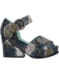 Paola D'arcano Sandals - Multicolour