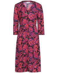 Suncoo Midi Dress - Multicolour