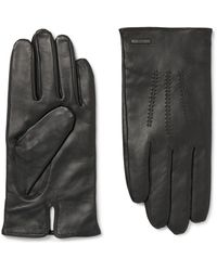 BOSS by Hugo Boss Gants - Noir