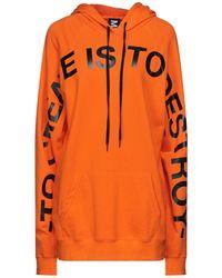 Mia-Iam Sweatshirt - Orange