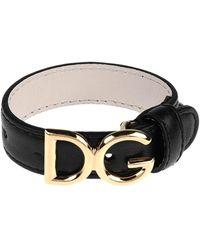 Dolce & Gabbana Bracelet - Noir