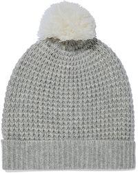 Madeleine Thompson Hat - Grey
