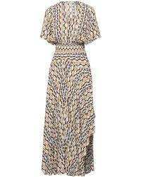 Maje Long Dress - Multicolour