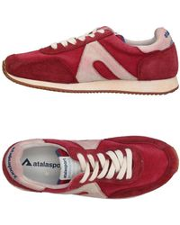 ATALASPORT Trainers - Red