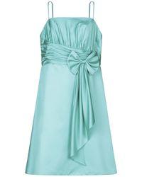 Carlo Pignatelli Midi Dress - Blue