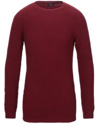 Officina 36 Pullover - Rot