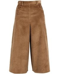 See By Chloé 3/4-length Short - Brown