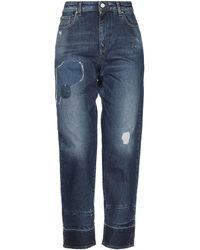 Armani Jeans Jeanshose - Blau