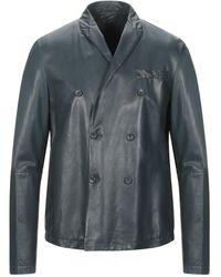 Emporio Armani Suit Jacket - Gray