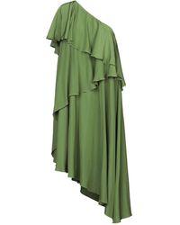 Lanvin Robe courte - Vert