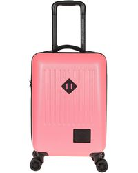 Herschel Supply Co. Wheeled luggage - Pink