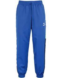 PUMA Casual Trousers - Blue