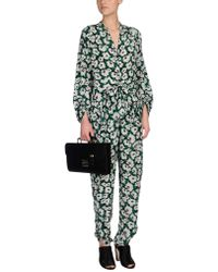 Stella McCartney Combi-pantalon - Vert