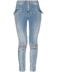 Unravel Project Pantaloni jeans - Blu