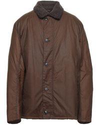 Barbour Coat - Brown