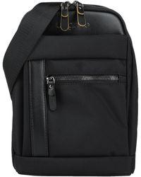Emanuel Ungaro Cross-body Bag - Black