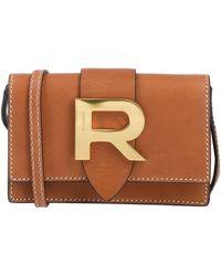 Rochas Cross-body Bag - Brown