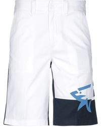 Paul & Shark Shorts & Bermuda Shorts - White