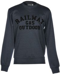 Gas - Sweatshirt - Lyst