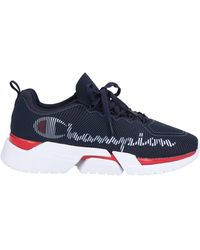 Champion Low-tops & Trainers - Blue
