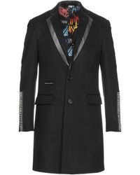 Philipp Plein Coat - Black