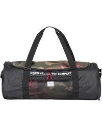 Herschel Supply Co. Duffel Bags - Black