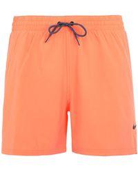 Nike Swim Trunks - Orange