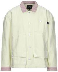 Stussy Denim Outerwear - Green