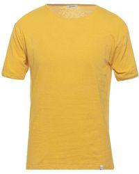 Officina 36 T-shirt - Yellow