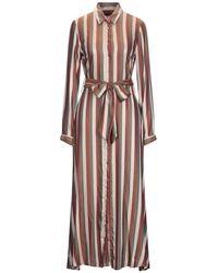 Bagutta Midi Dress - Multicolour