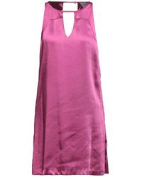 ..,merci Short Dress - Pink