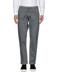 Yan Simmon Casual Trousers - Grey