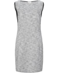 Roberta Scarpa Short Dress - White